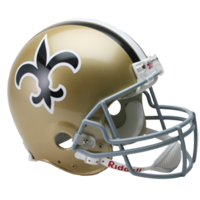 New Orleans Saints helmet